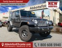 Used 2016 Jeep Wrangler Unlimited Sahara 6-speed Manual w/ Lift Kit, Rim & Tire Package for sale in Abbotsford, BC
