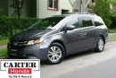 Used 2015 Honda Odyssey EX-L w/RES + NEW TIRES + NO ACCIDENTS + Certified! for sale in Vancouver, BC
