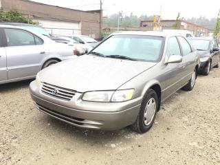Used 1998 Toyota Camry 4DR SDN LE AUTO for sale in Coquitlam, BC