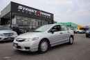 Used 2009 Honda Civic DX-G | POWER LOCKS & WINDOWS | ACCIDENT FREE | A/C for sale in Markham, ON