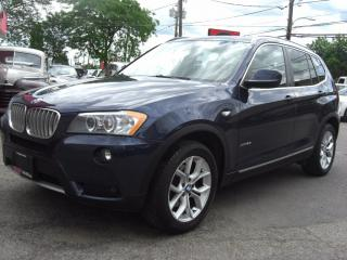Used 2011 BMW X3 xDrive28i for sale in London, ON