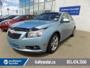 Used 2012 Chevrolet Cruze LTZ Turbo for sale in Edmonton, AB