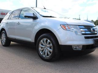 Used 2009 Ford Edge LIMITED, HEATED SEATS, LEATHER, BUTTON FOLDING REAR SEATS, BUTTON TRUNK for sale in Edmonton, AB