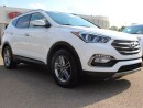 Used 2017 Hyundai Santa Fe Sport PANORAMIC SUNROOF, HEATED FRONT/REAR SEATS, HEATED WHEEL, BACKUP CAM for sale in Edmonton, AB
