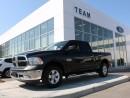 Used 2013 Dodge Ram 1500 ST QUAD 4X4 ACCIDENT FREE for sale in Edmonton, AB