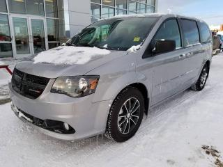 Used 2017 Dodge Grand Caravan CVP/SXT for sale in Peace River, AB