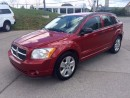 Used 2008 Dodge Caliber SXT for sale in Mississauga, ON