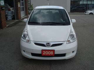 Used 2008 Honda Fit DX for sale in Scarborough, ON