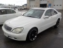Used 1999 Mercedes-Benz S500 for sale in Innisfil, ON