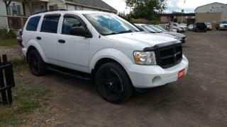 Used 2007 Dodge Durango SLT HEMI for sale in St Catharines, ON