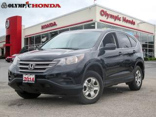 Used 2014 Honda CR-V LX AWD for sale in Guelph, ON