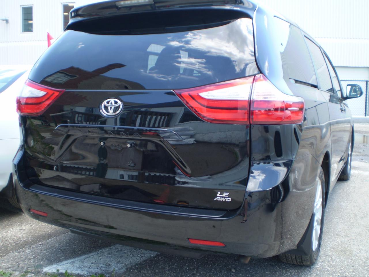 2015 Toyota Sienna AWD LUXURY EDITION
