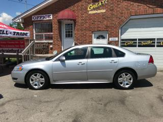 Used 2011 Chevrolet Impala LT for sale in Bowmanville, ON