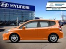Used 2008 Honda Fit Sport for sale in Brantford, ON