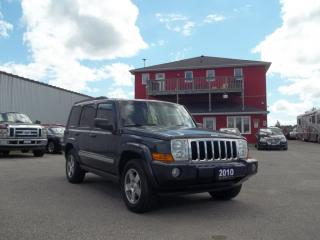 Used 2010 Jeep Commander Sport for sale in Orillia, ON