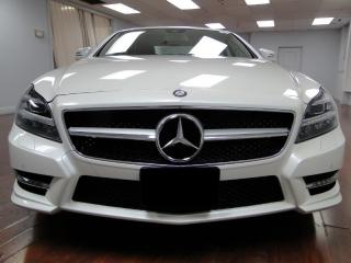 Used 2014 Mercedes-Benz CLS-Class CLS550 for sale in Montreal, QC
