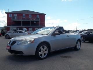 Used 2007 Pontiac G6 GT for sale in Orillia, ON
