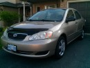 Used 2006 Toyota Corolla CE for sale in Oshawa, ON