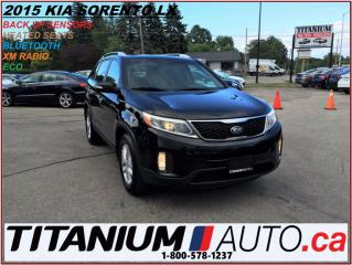 Used 2015 Kia Sorento LX+Heated Seats+BlueTooth+Back Up Sensors+GDI ECO+ for sale in London, ON
