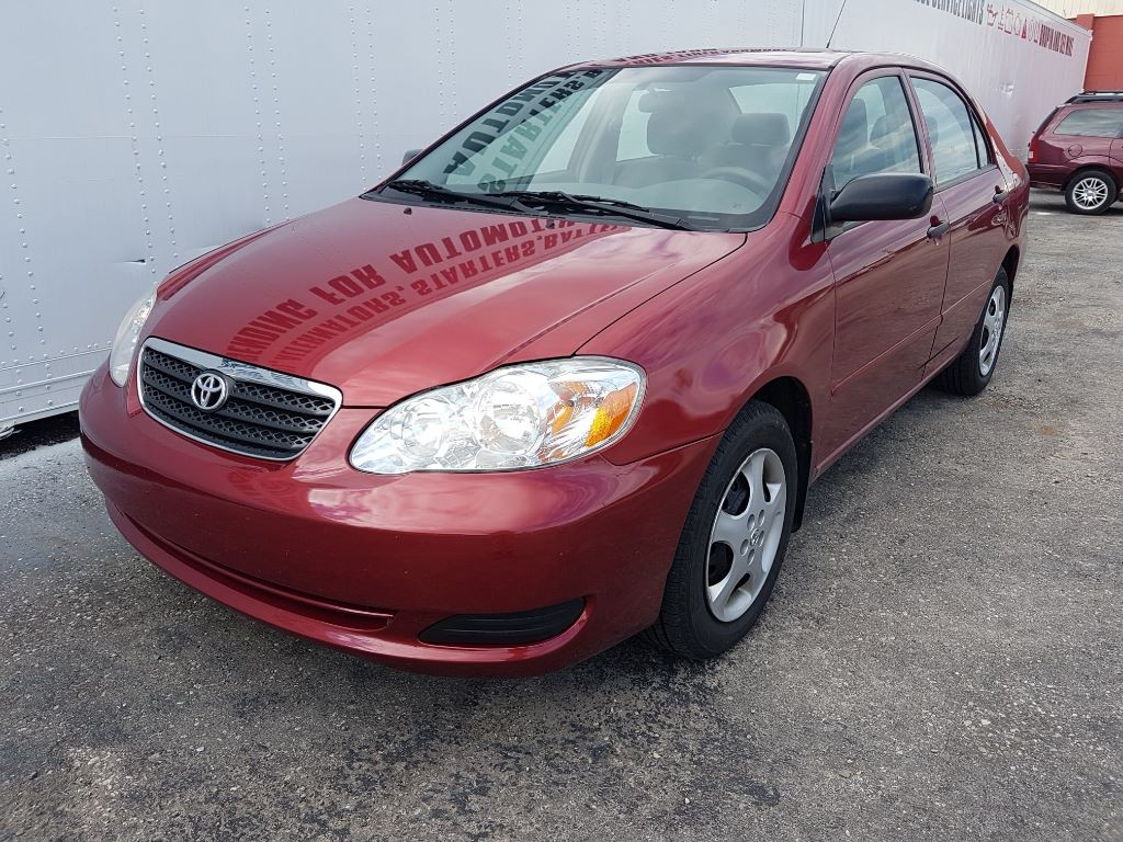 used 2007 toyota corolla ce for sale in guelph ontario. Black Bedroom Furniture Sets. Home Design Ideas