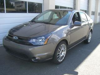 Used 2010 Ford Focus SES for sale in Surrey, BC