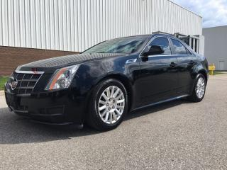 Used 2010 Cadillac CTS for sale in Mississauga, ON
