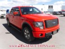 Used 2011 Ford F150 FX4 SUPERCREW SWB 4WD for sale in Calgary, AB