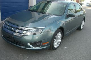 Used 2011 Ford Fusion HYBRID for sale in Surrey, BC