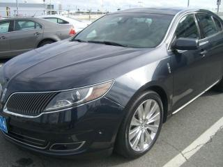 Used 2014 Lincoln MKS ecoboost for sale in Surrey, BC