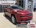 Used 2016 Jeep Cherokee OVERLAND for sale in Edmonton, AB