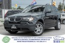 Used 2006 BMW X3 2.5i Leather Sunroof for sale in Caledon, ON