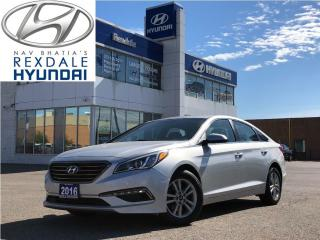 Used 2016 Hyundai Sonata 2016 Hyundai Sonata - 4dr Sdn 2.4L Auto GL for sale in Toronto, ON