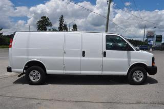 Used 2013 GMC Savana 2500 0 down $146.00 bi weekly for sale in Aurora, ON