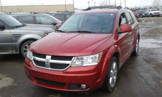 Used 2010 Dodge Journey R/T for sale in Edmonton, AB