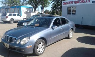 Used 2003 Mercedes-Benz E-Class 3.2L for sale in Edmonton, AB