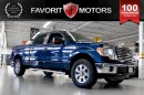 Used 2010 Ford F-150 XLT XTR SuperCrew Cab 4X4 | LEER 700 TONNEAU COVER for sale in North York, ON
