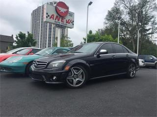 Used 2009 Mercedes-Benz C-Class 6.3L AMG for sale in Cambridge, ON