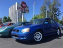 Used 2004 Subaru Impreza WRX w/Moonroof for sale in Cambridge, ON