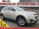 Used 2014 Chevrolet Equinox LS | HANDSFREE | AIR COND | ONLY 37,000 KMS for sale in Oakville, ON