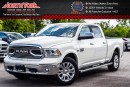 New 2017 Dodge Ram 1500 New Car Laramie Longhorn|4x4|Crew/6.3'Box|Conv,TrailerPkgs|Sunroof|Nav|20