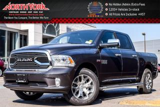 New 2017 Dodge Ram 1500 New Car Limited|TowMirror&BrakesPkgs|Sunroof|Nav.|CrewCab|RamBox|20