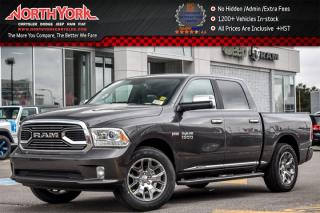 New 2017 Dodge Ram 1500 New Car Limited|Crew|TowMirror&BrakesPkg|Sunroof|Nav.|ParkSnse|20