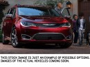 New 2017 Chrysler Pacifica New Car Touring-L Plus|Thtre,HndsLftGte,AdncdSftyPkgs|17
