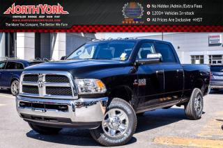 New 2017 Dodge Ram 3500 New Car SXT 4x4|Diesel|Snow Cheif Pkg|Backup Cam|Rear Pkng Sensors for sale in Thornhill, ON