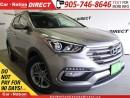 Used 2017 Hyundai Santa Fe Sport 2.4 SE  AWD  LEATHER  PANO ROOF  for sale in Burlington, ON