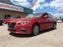 Used 2014 Mazda MAZDA3 NAVIGATION & BACKUP CAMERA! 6 SPEED! for sale in Bolton, ON