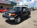 Used 2007 Toyota FJ Cruiser BLACK ON BLACK! 4x4! for sale in Bolton, ON