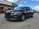 Used 2014 Mazda MAZDA3 SEDAN! LOW MILEAGE! for sale in Bolton, ON