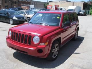 Used 2008 Jeep Patriot NORTH EDITION for sale in Toronto, ON