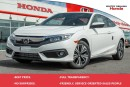 Used 2016 Honda Civic EX-T w/Honda Sensing for sale in Whitby, ON